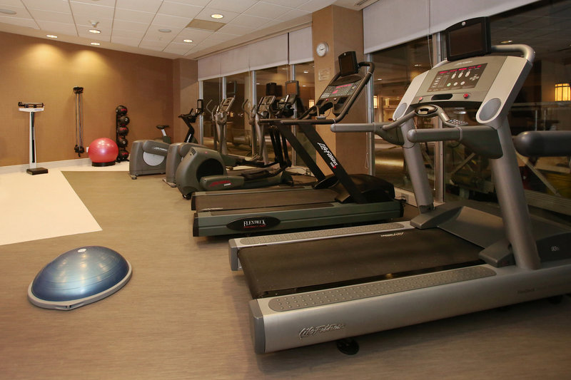Crowne Plaza Syracuse-Fitness Center<br/>Image from Leonardo