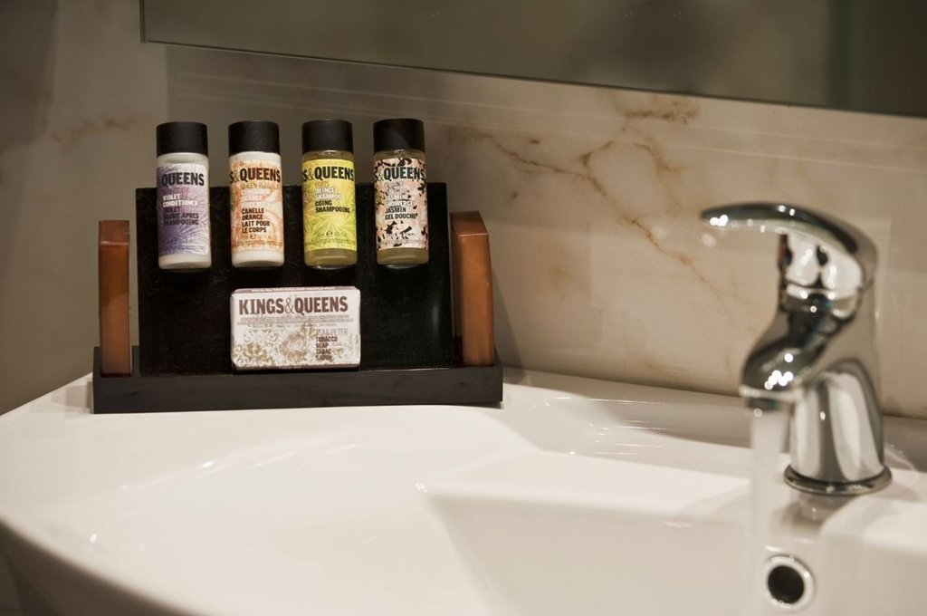Athens Tiare Hotel-Bathroom Amenities<br/>Image from Leonardo