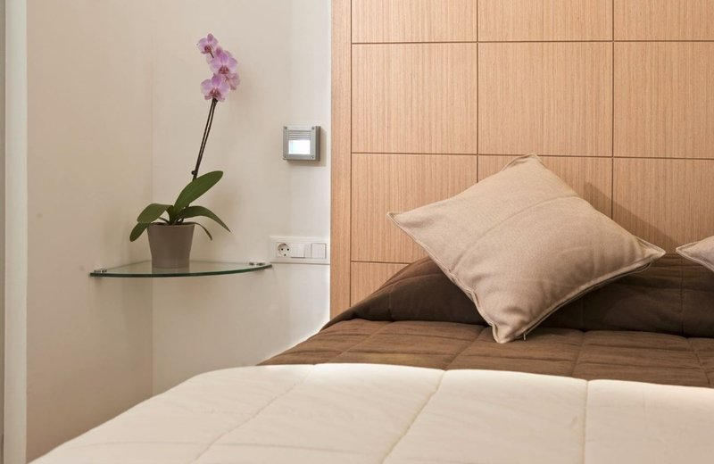 Athens Tiare Hotel-Bedroom Detail<br/>Image from Leonardo