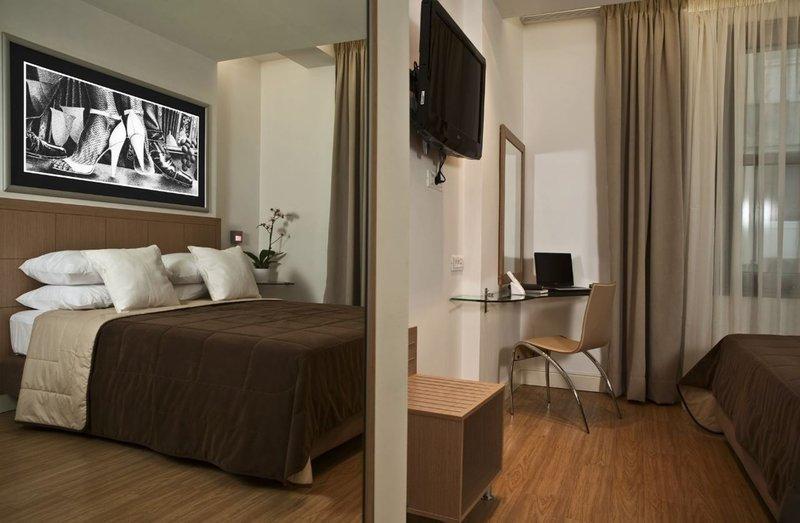 Athens Tiare Hotel-Double Room<br/>Image from Leonardo