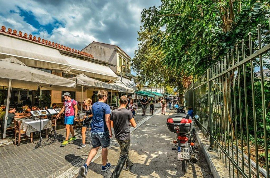 Athens Tiare Hotel-Plaka Monastraki<br/>Image from Leonardo