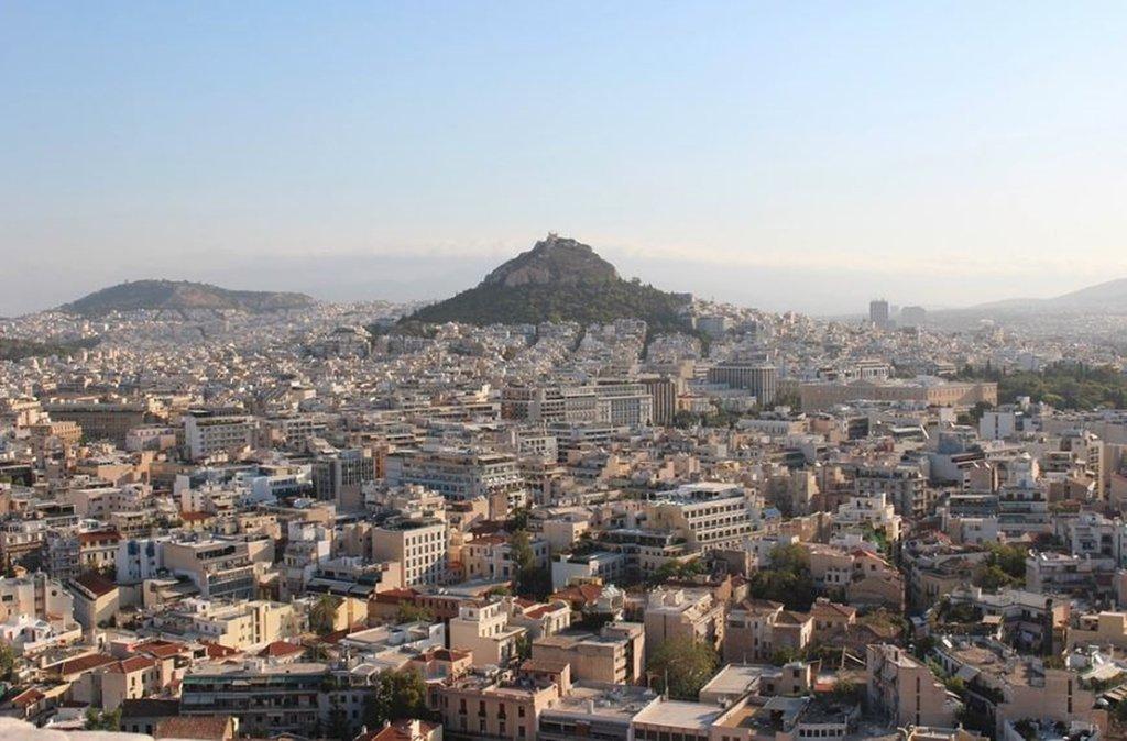Athens Tiare Hotel-Mount Lycabettus<br/>Image from Leonardo