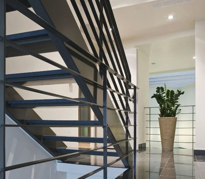 Athens Tiare Hotel-Stairs<br/>Image from Leonardo