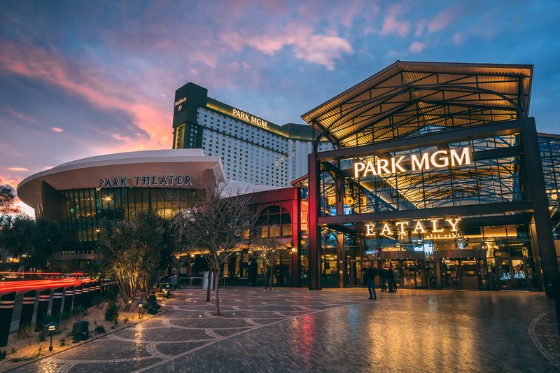 Park MGM Las Vegas - Park MGM Hero NEW <br/>Image from Leonardo