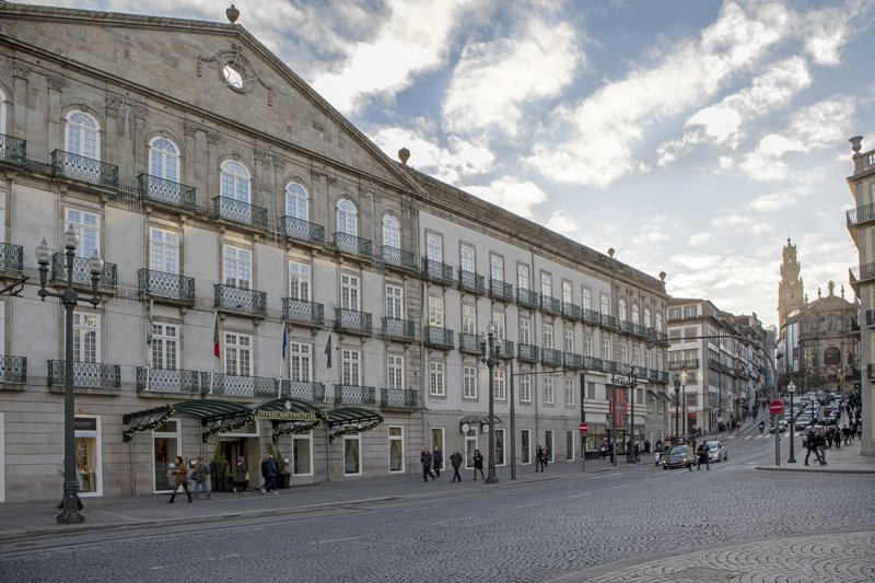 Intercontinental Porto - Palacio das Cardosas-View from the property the clerigos church <br/>Image from Leonardo