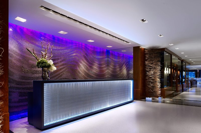 Hotel President Wilson; a Luxury Collection Hotel-Reception Area<br/>Image from Leonardo