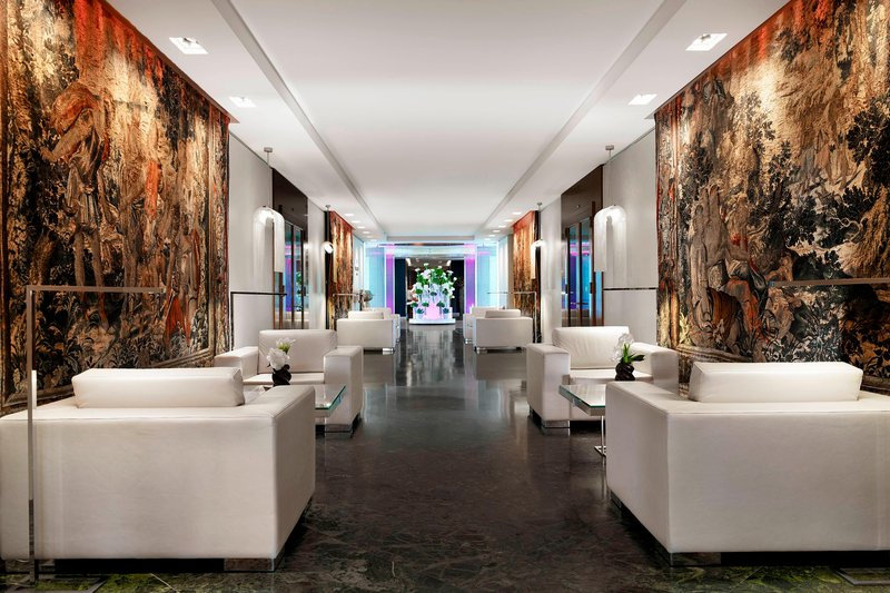 Hotel President Wilson; a Luxury Collection Hotel-Lobby gallery<br/>Image from Leonardo