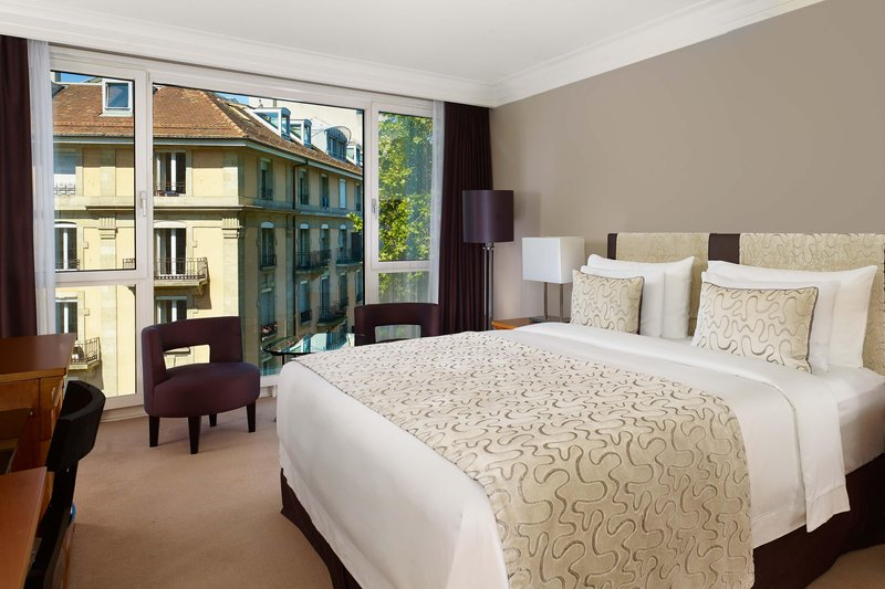 Hotel President Wilson; a Luxury Collection Hotel-Superior Guest Room<br/>Image from Leonardo