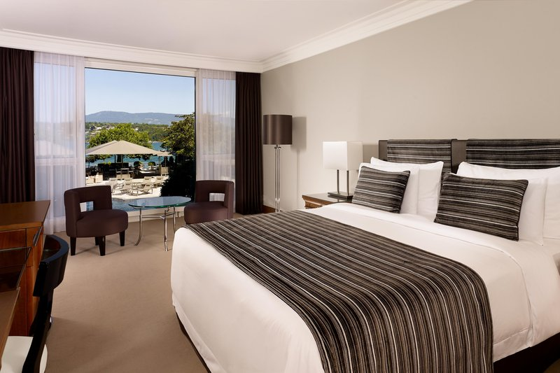 Hotel President Wilson; a Luxury Collection Hotel-Premium Guest Room<br/>Image from Leonardo