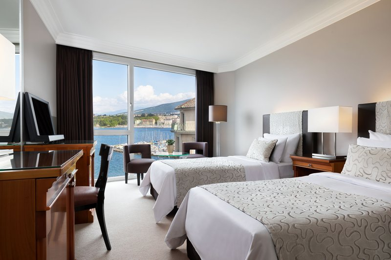 Hotel President Wilson; a Luxury Collection Hotel-Twin Premium Guest Room<br/>Image from Leonardo