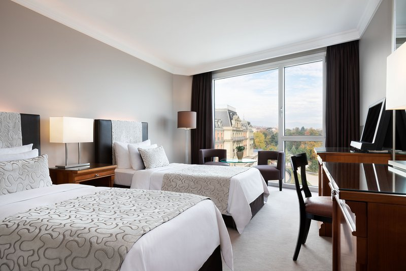 Hotel President Wilson; a Luxury Collection Hotel-Twin Deluxe Guest Room<br/>Image from Leonardo
