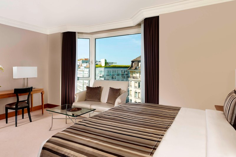 Hotel President Wilson; a Luxury Collection Hotel-Grand Superior Guest Room<br/>Image from Leonardo