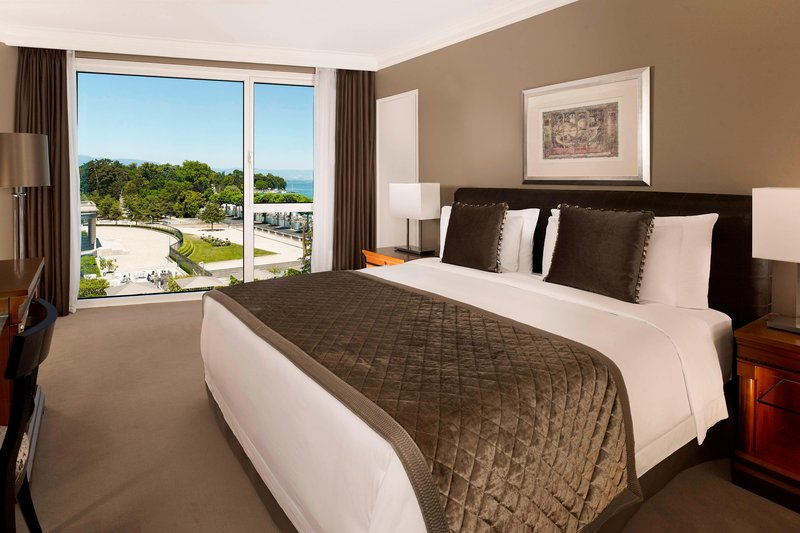 Hotel President Wilson; a Luxury Collection Hotel-Junior Suite with separate room<br/>Image from Leonardo