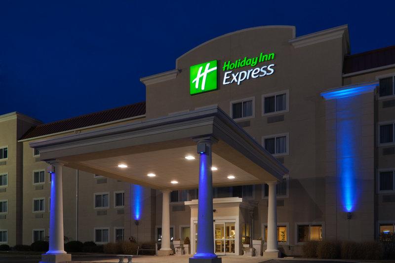 Holiday Inn Express Evansville - West-Hotel Exterior<br/>Image from Leonardo