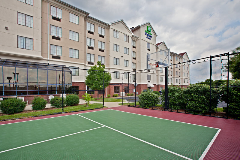 Holiday Inn Express & Suites Indianapolis - East-Recreational Facility<br/>Image from Leonardo