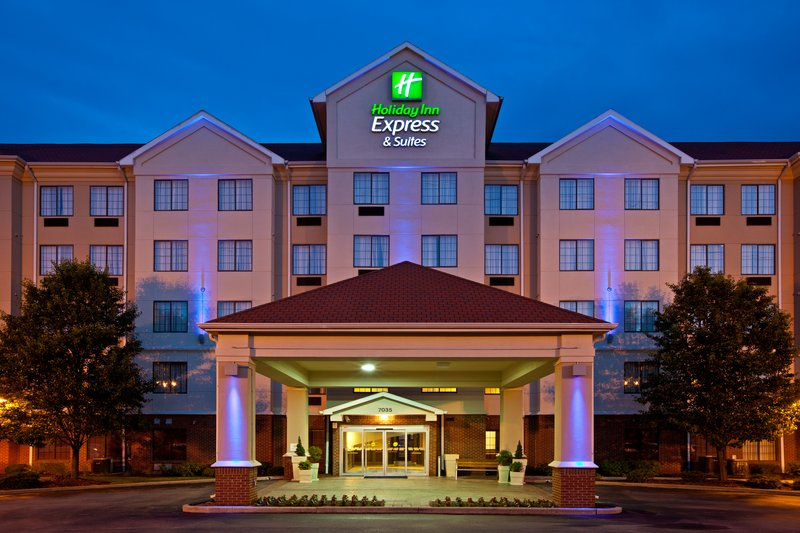 Holiday Inn Express & Suites Indianapolis - East-Hotel Exterior<br/>Image from Leonardo