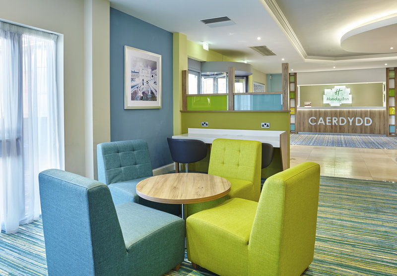 Holiday Inn Cardiff - North M4, Jct.32-Take a seat in our comfy offices.<br/>Image from Leonardo