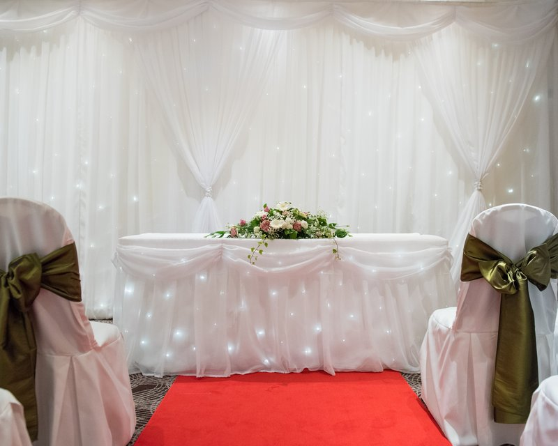 Holiday Inn Cardiff - North M4, Jct.32-Wedding ceremony<br/>Image from Leonardo