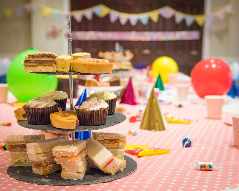 Holiday Inn Cardiff - North M4, Jct.32-Mad Hatter Tea Party<br/>Image from Leonardo