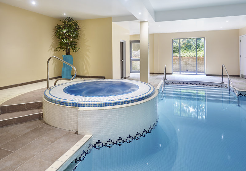 Holiday Inn Cardiff - North M4, Jct.32-Swimming Pool<br/>Image from Leonardo