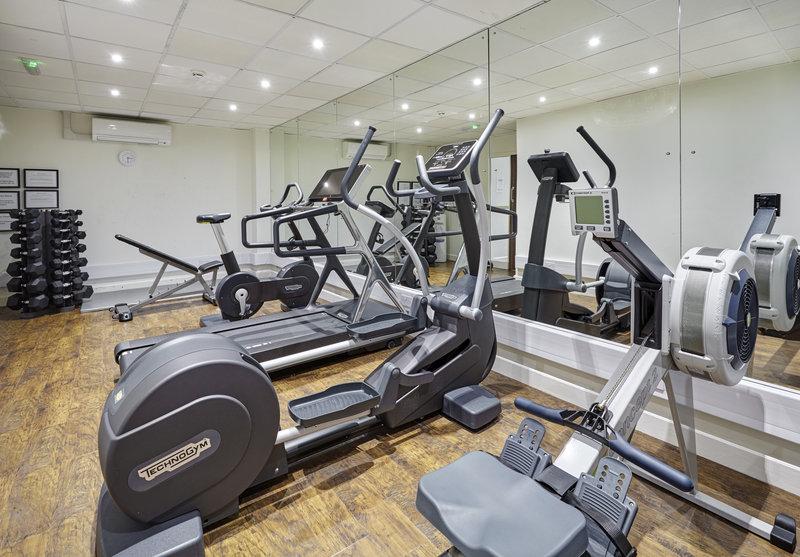 Holiday Inn Cardiff - North M4, Jct.32-Gym<br/>Image from Leonardo