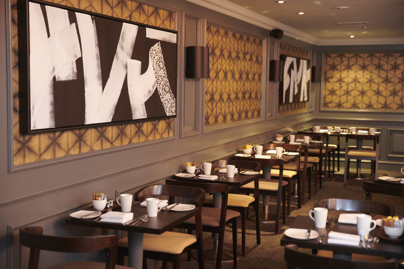 Crowne Plaza Nottingham-Breakfast Area<br/>Image from Leonardo