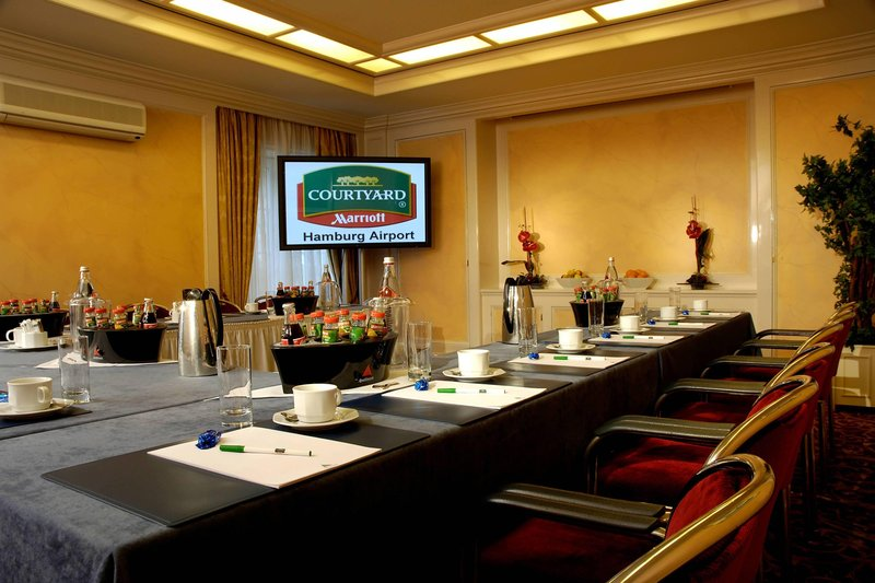 Courtyard Hamburg Airport-Lindbergh Conference Room - Conference Setup<br/>Image from Leonardo