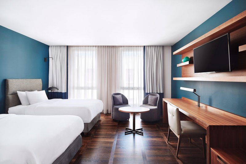 Metropol Palace Belgrade; a Luxury Collection Hotel-Twin/Twin Superior Guest Room<br/>Image from Leonardo