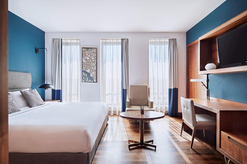 Metropol Palace Belgrade; a Luxury Collection Hotel-King Superior Guest Room<br/>Image from Leonardo