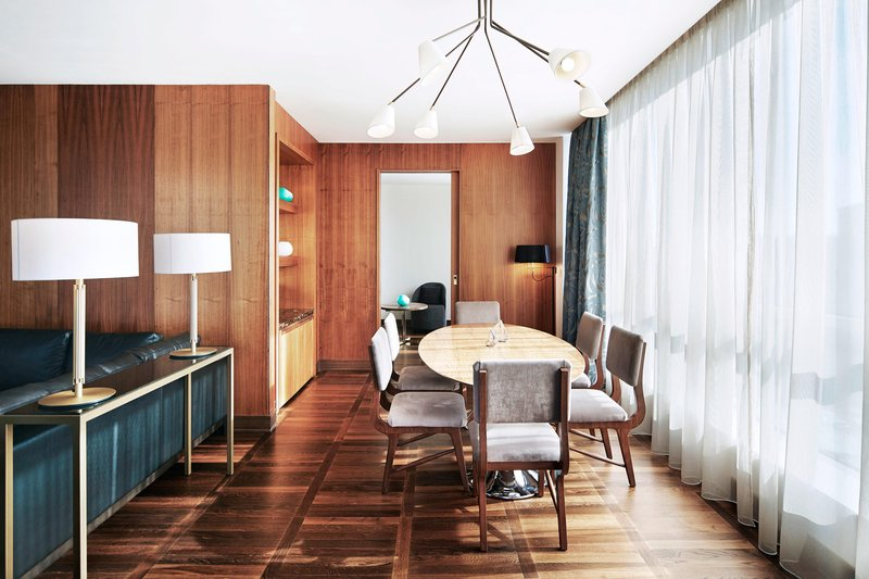 Metropol Palace Belgrade; a Luxury Collection Hotel-Royal Suite<br/>Image from Leonardo