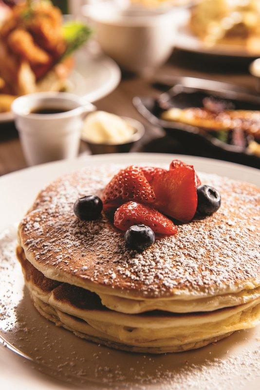 Aria Resort and Casino - Breakfast - The Buffet <br/>Image from Leonardo