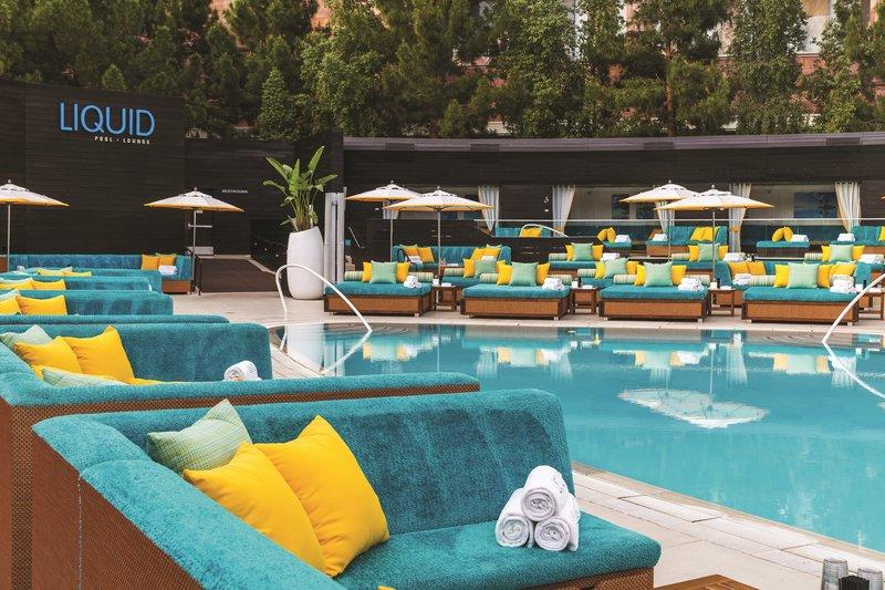 Aria Resort and Casino - Liquid Pool <br/>Image from Leonardo