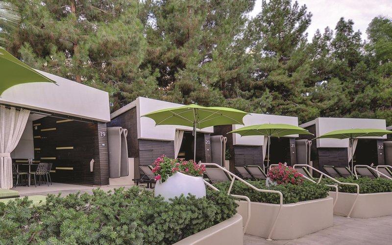 Aria Resort and Casino - Pool Cabanas <br/>Image from Leonardo