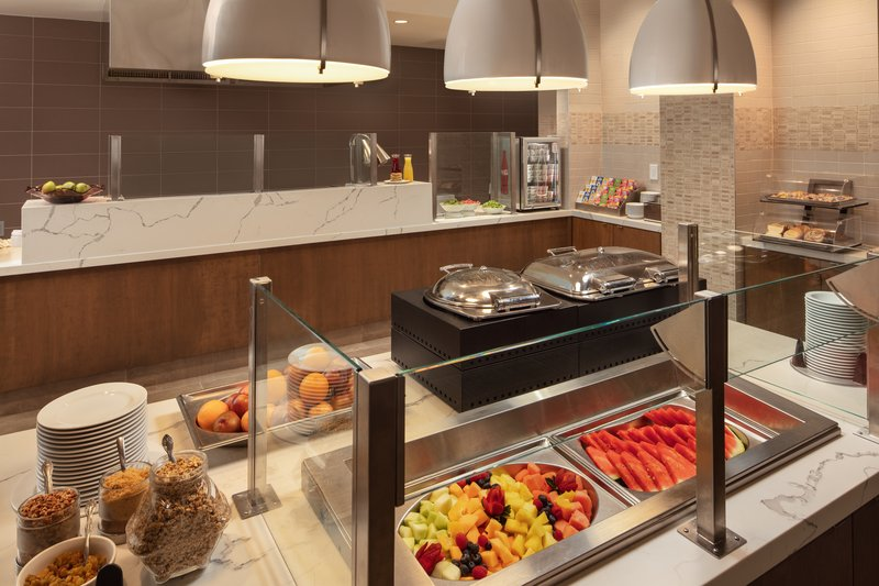 Crowne Plaza Dallas Market Center-Start your days satisfied with our delicious breakfast buffet.<br/>Image from Leonardo