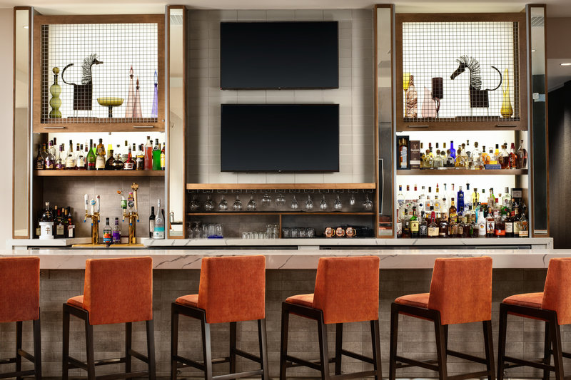 Crowne Plaza Dallas Market Center-Sip a refreshing cocktail while visiting with colleagues.<br/>Image from Leonardo
