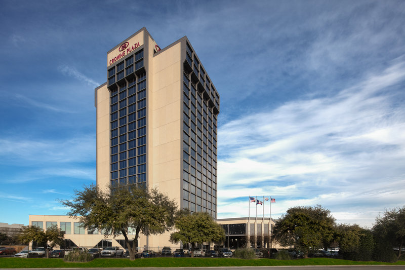 Crowne Plaza Dallas Market Center-Our Dallas hotel has been been given a brand new look!<br/>Image from Leonardo
