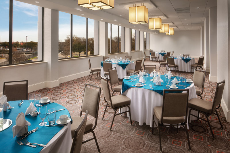 Crowne Plaza Dallas Market Center-Host your event in our refreshed meeting space with natural light.<br/>Image from Leonardo