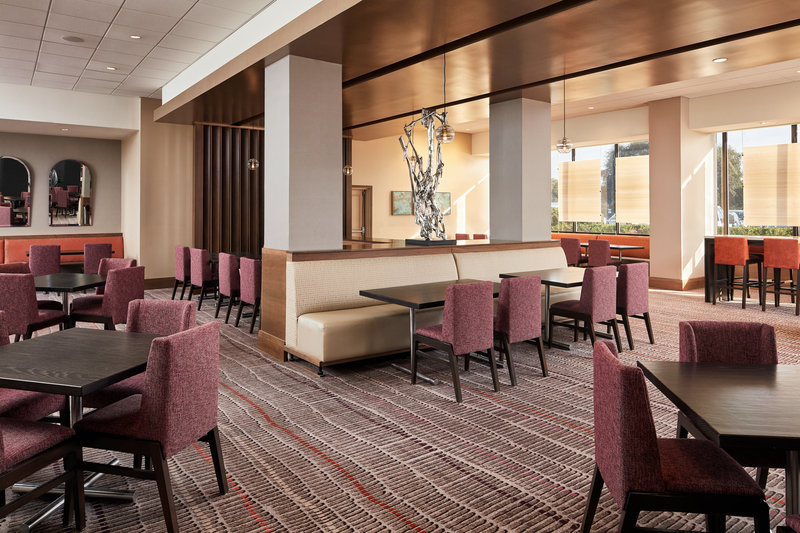 Crowne Plaza Dallas Market Center-Our restaurant's delicious menu caters to every palate. <br/>Image from Leonardo