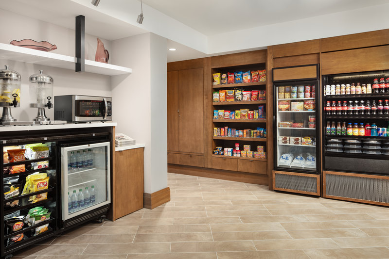 Crowne Plaza Dallas Market Center-Purchase snacks, drinks and sundries at the Marketplace.<br/>Image from Leonardo