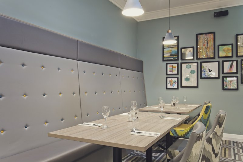 Holiday Inn Newcastle-Jesmond-Formal dining area<br/>Image from Leonardo