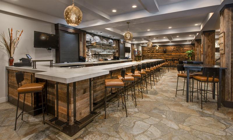 Crowne Plaza Resort Asheville-828 AVL Lobby Bar<br/>Image from Leonardo