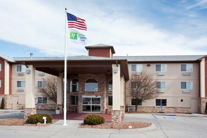 Holiday Inn Express & Suites Scottsbluff-Gering-Hotel Exterior<br/>Image from Leonardo