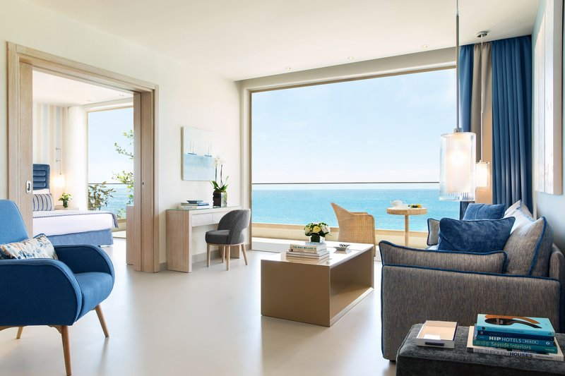 Ikos Oceania-One Bedroom Suite Sea view<br/>Image from Leonardo
