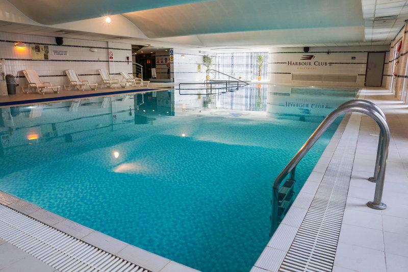 Crowne Plaza Liverpool City Centre-Swimming Pool<br/>Image from Leonardo
