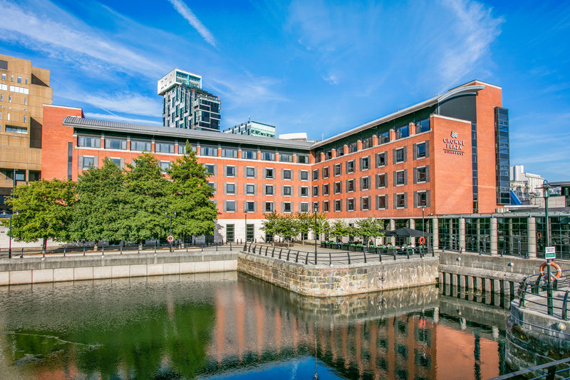 Crowne Plaza Liverpool City Centre-Exterior Feature<br/>Image from Leonardo