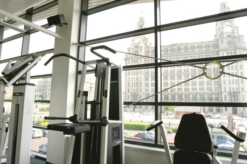 Crowne Plaza Liverpool City Centre-Harbour Club Gym<br/>Image from Leonardo