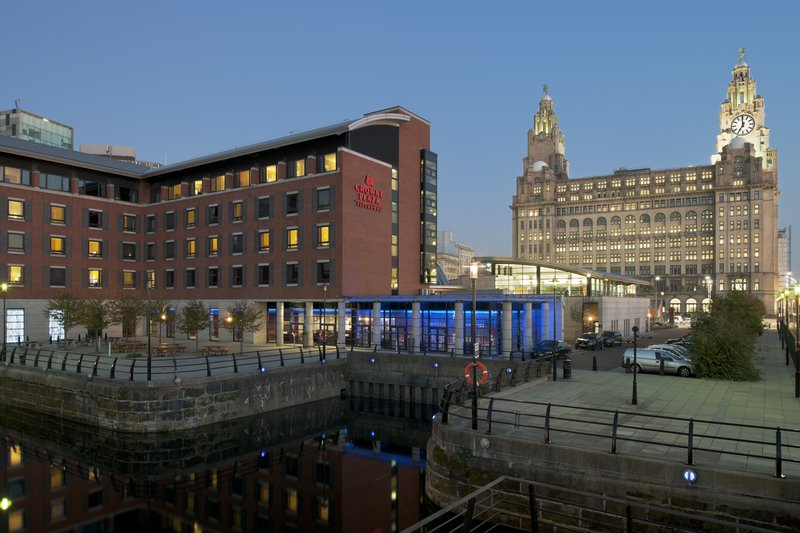 Crowne Plaza Liverpool City Centre-Picturesque dockside loaction<br/>Image from Leonardo
