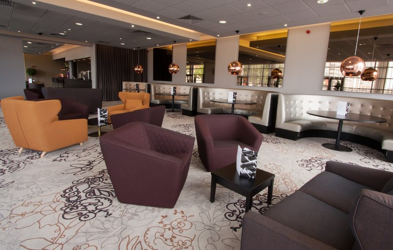 Crowne Plaza Liverpool City Centre-The Lounge<br/>Image from Leonardo