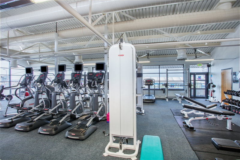 Crowne Plaza Liverpool City Centre-Gym<br/>Image from Leonardo