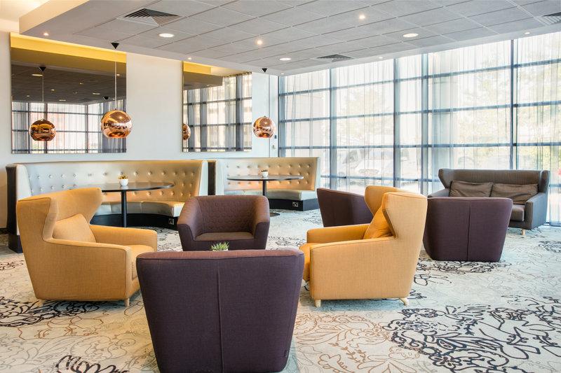Crowne Plaza Liverpool City Centre-Lobby Lounge<br/>Image from Leonardo